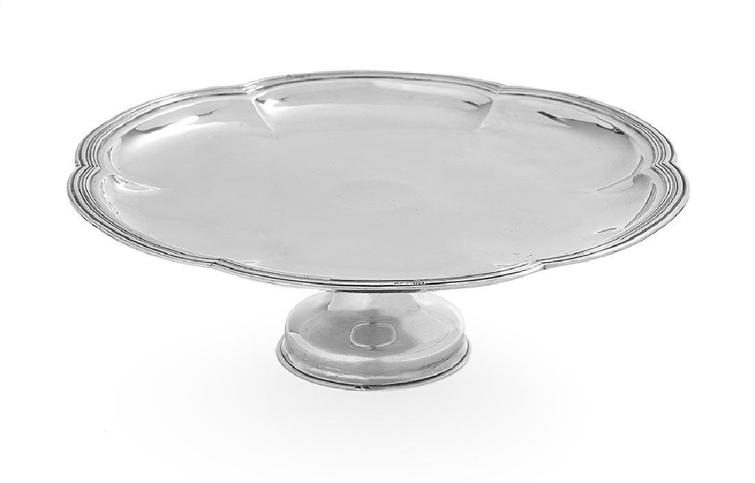 Maltese Silver Sottocoppa