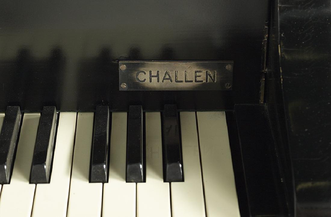 Challen Chinoiserie Baby Grand Piano - 2