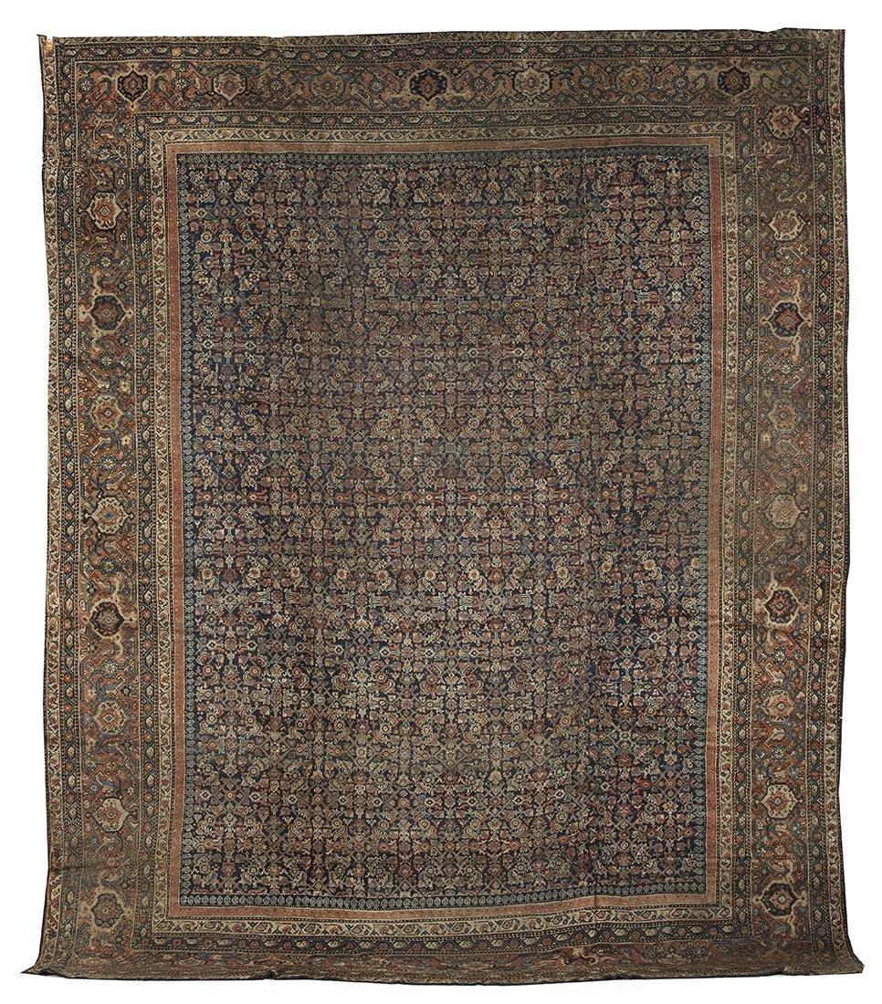Antique Mahal Carpet