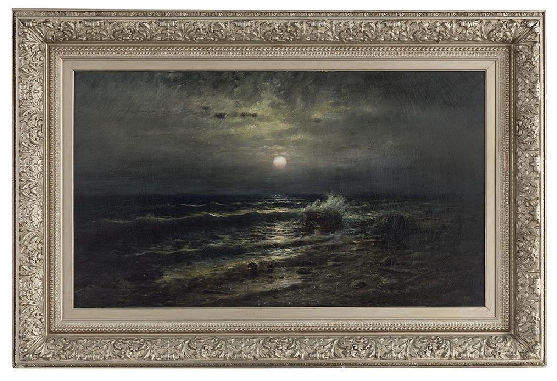 Frank Eastman Jones (US/New York, 19th Century)