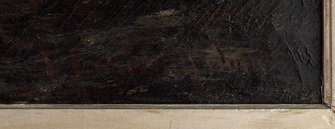 Frank Eastman Jones (US/New York, 19th Century) - 2