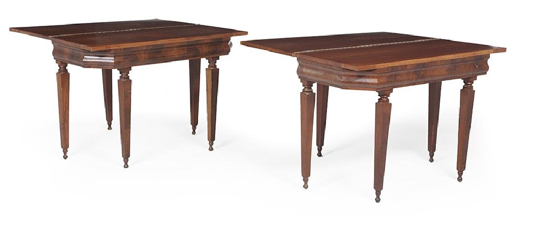 American Late Classical Dining Table - 2