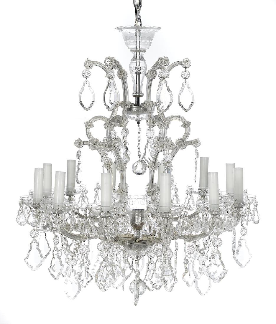 Maria Theresa-Style Chandelier