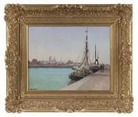 Louis Timmermans (French/Belgian, 1846-1910)