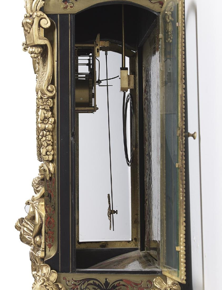 Louis XIV-Style French Boulle Bracket Clock - 3