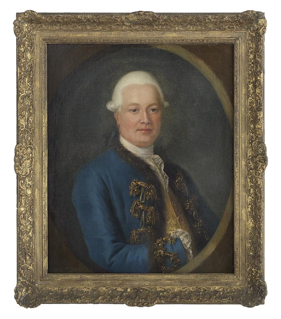 Attr. to Jn.-Bte. Perronneau (French, 1715-1783)