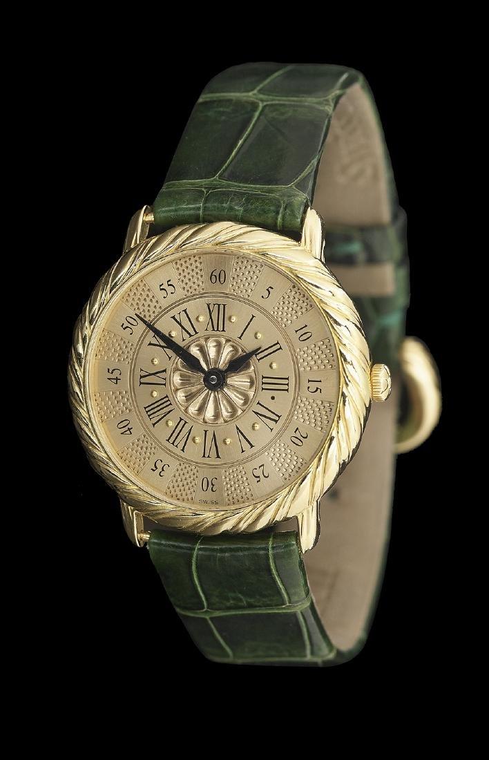 Lady's Buccellati Audachron Wristwatch
