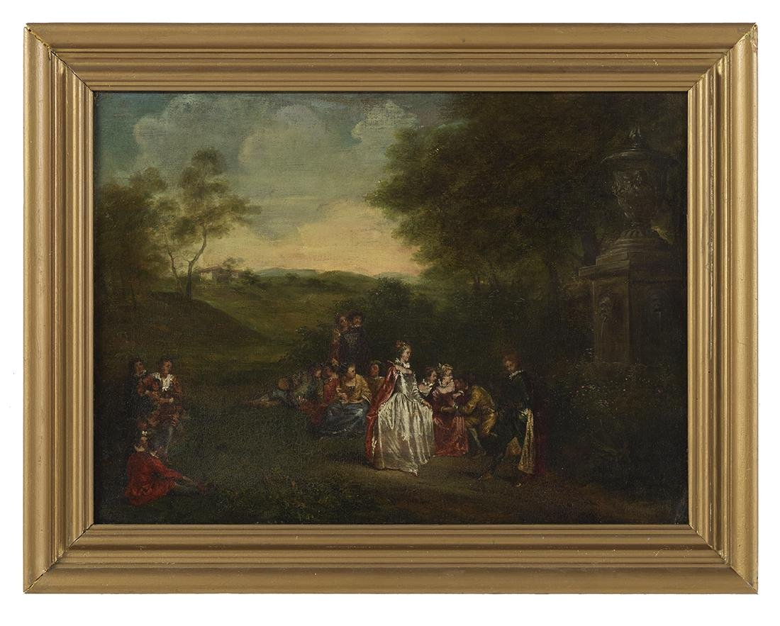 School of Jean-Baptiste Pater (French, 1695-1736)