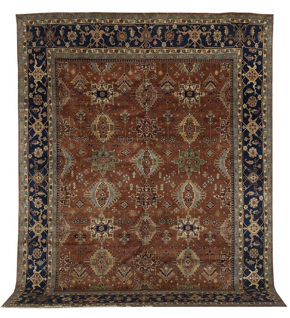 Agra Karajeh Carpet
