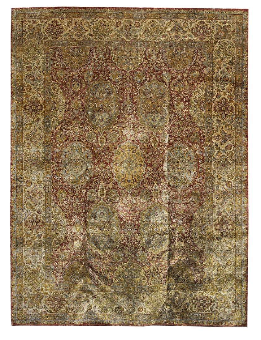 Agra Sultanabad Carpet