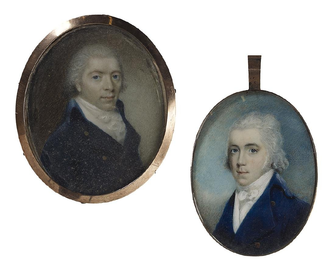 British/French School (Late 18th/Early 19th C.)