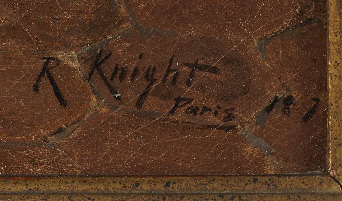 Daniel Ridgway Knight (American, 1839-1924) - 2