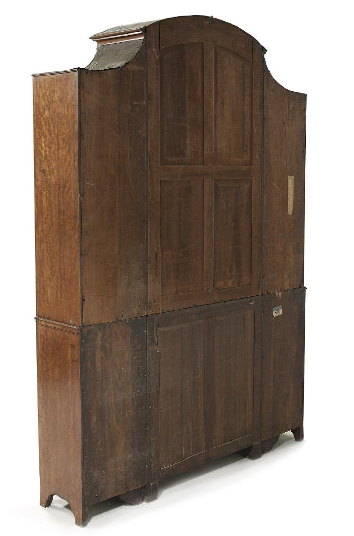 Edwardian Satinwood Bookcase - 3