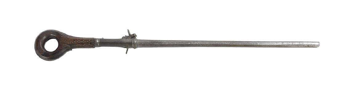 William IV Walking Stick Rifle