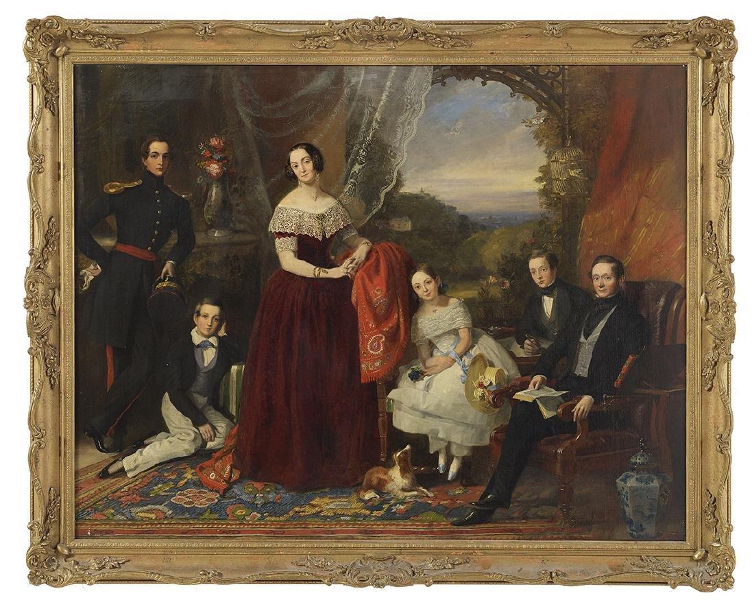 William Riviere (British, 1806-1876)