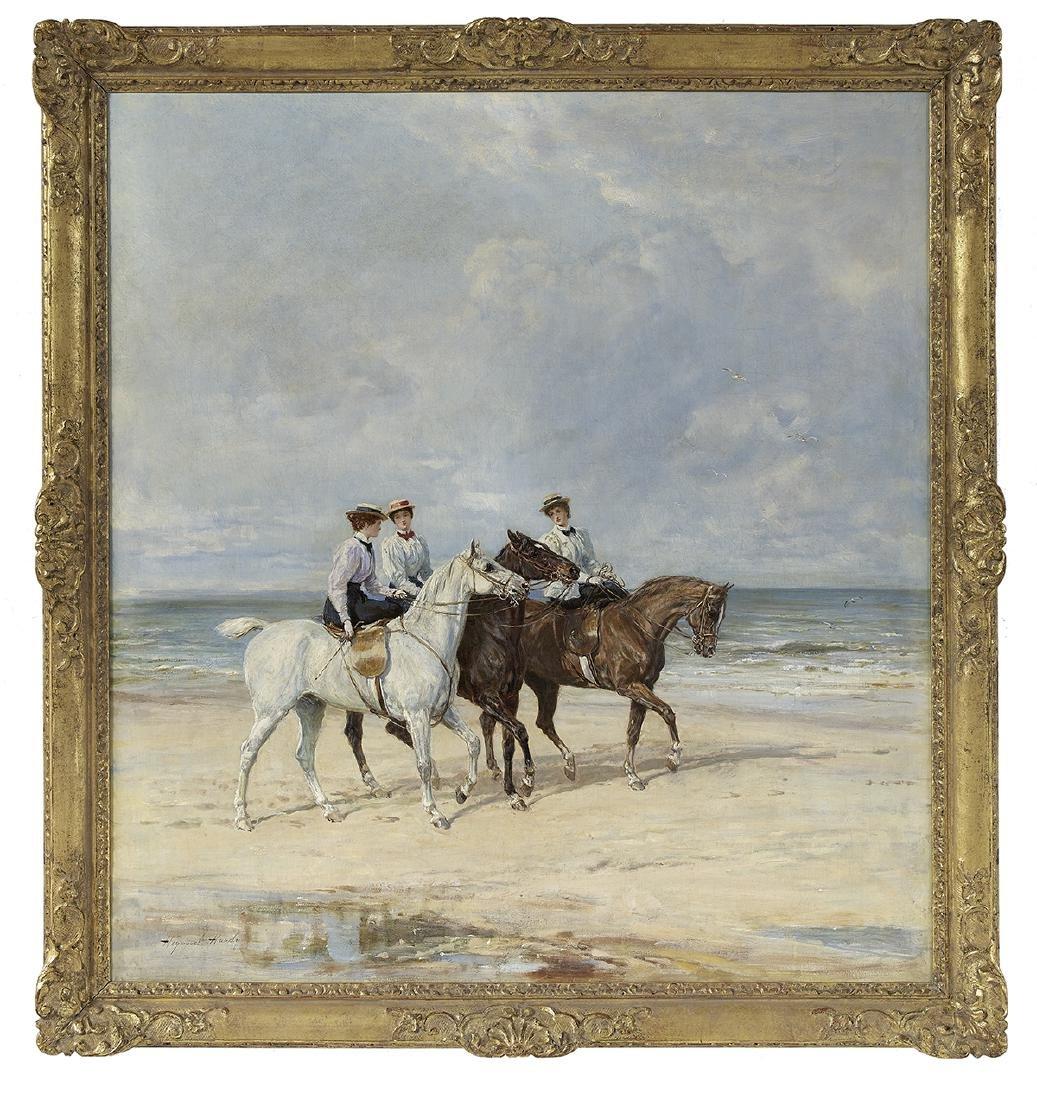 Heywood Hardy (British, 1843-1933)