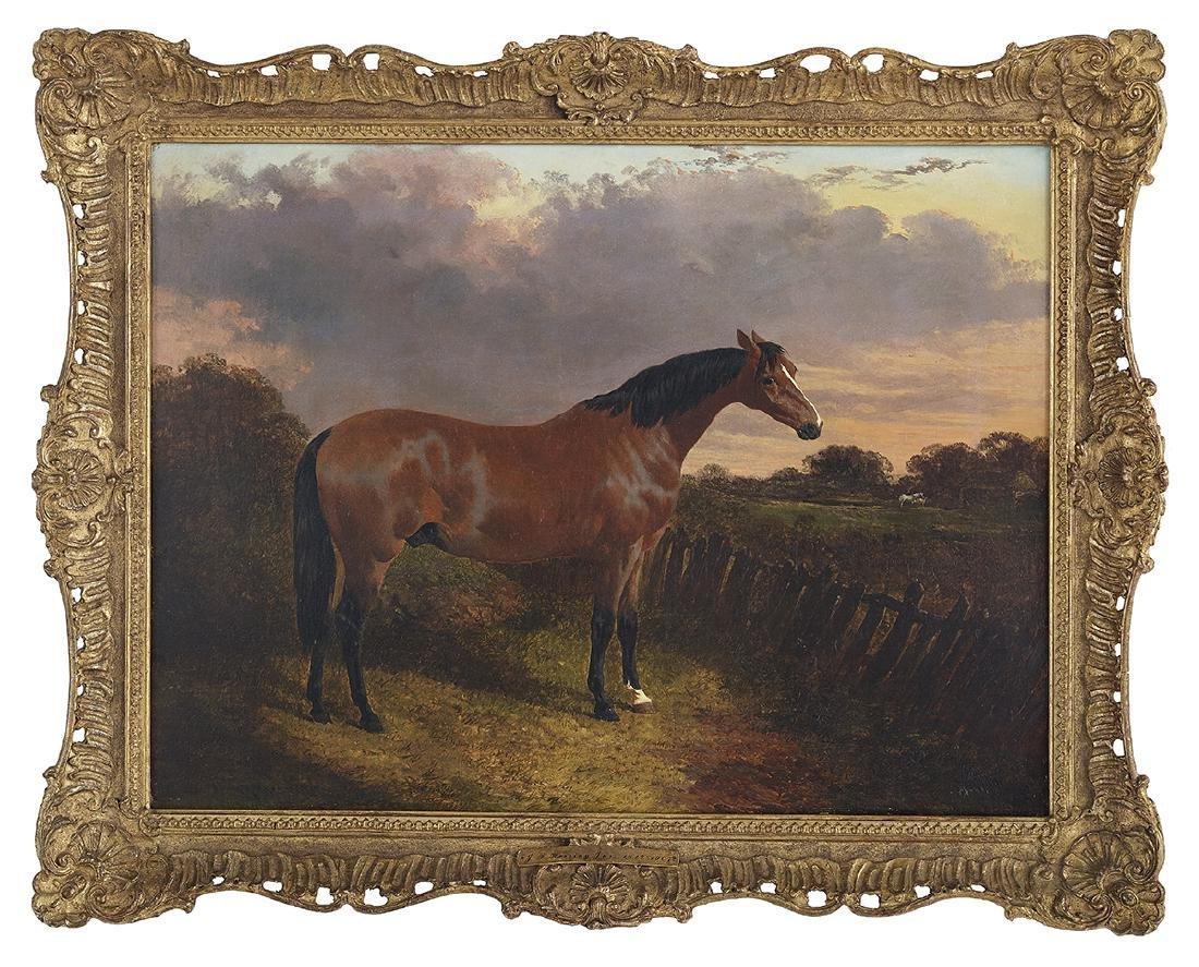 John Frederick Herring, Jr. (British, 1815-1907)