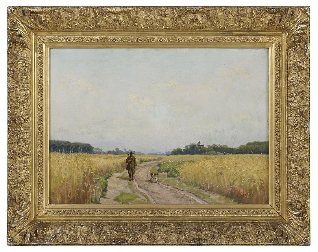 Wilbrandus Joannes Koppius (Dutch, 1859-1945)