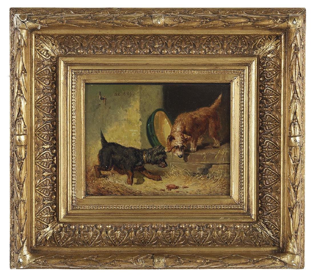 Vincent de Vos (Belgium, 1829-1875)