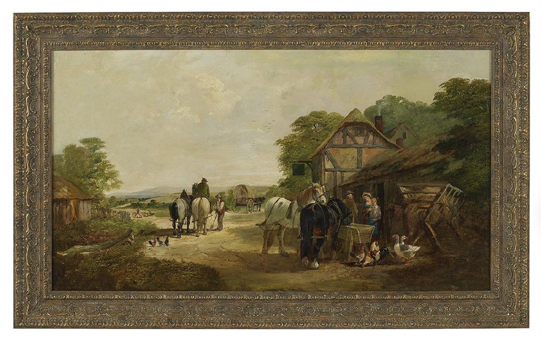 Henry Charles Woollett (British, ca. 1826-1893)