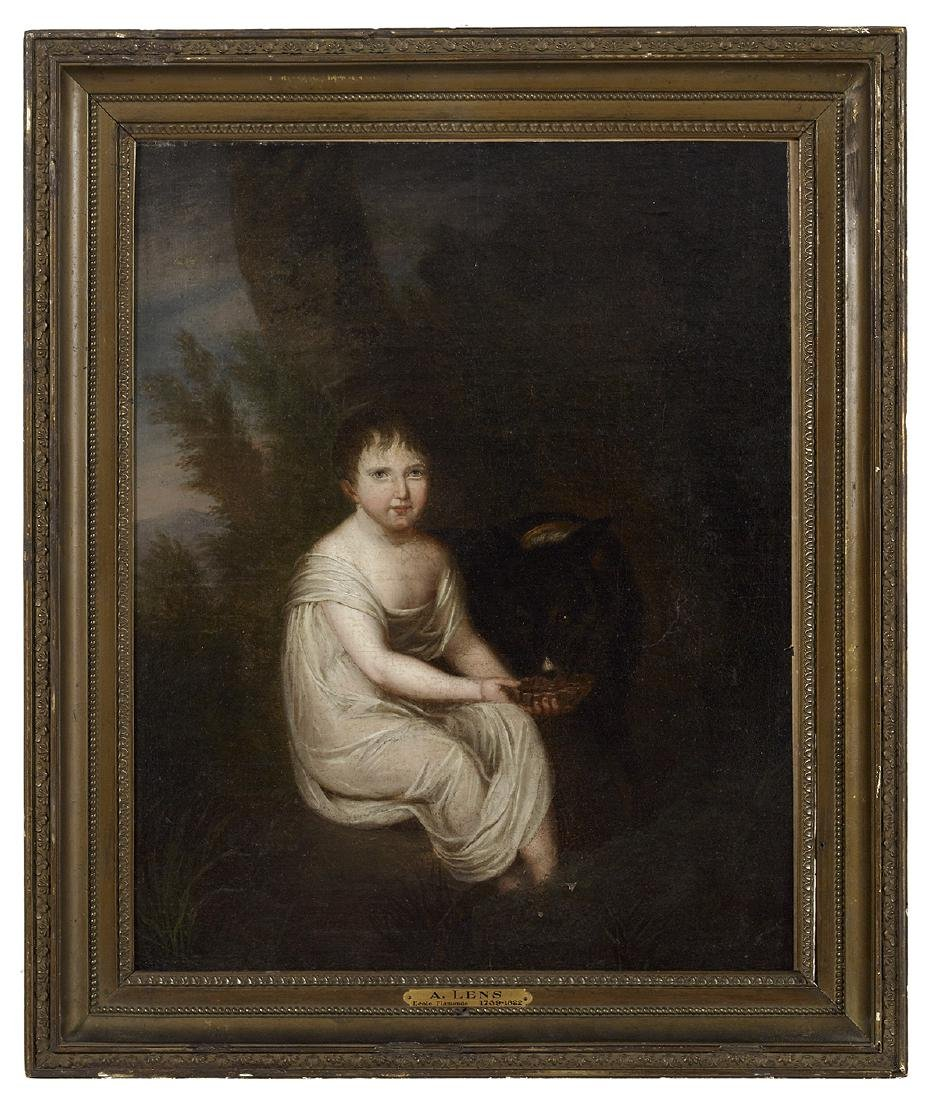 Attr. to Andries Cor. Lens (Flemish, 1739-1822)