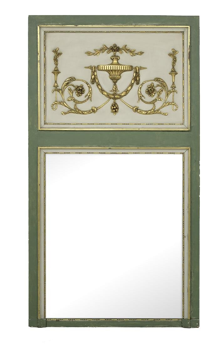 Directoire-Style Trumeau Mirror
