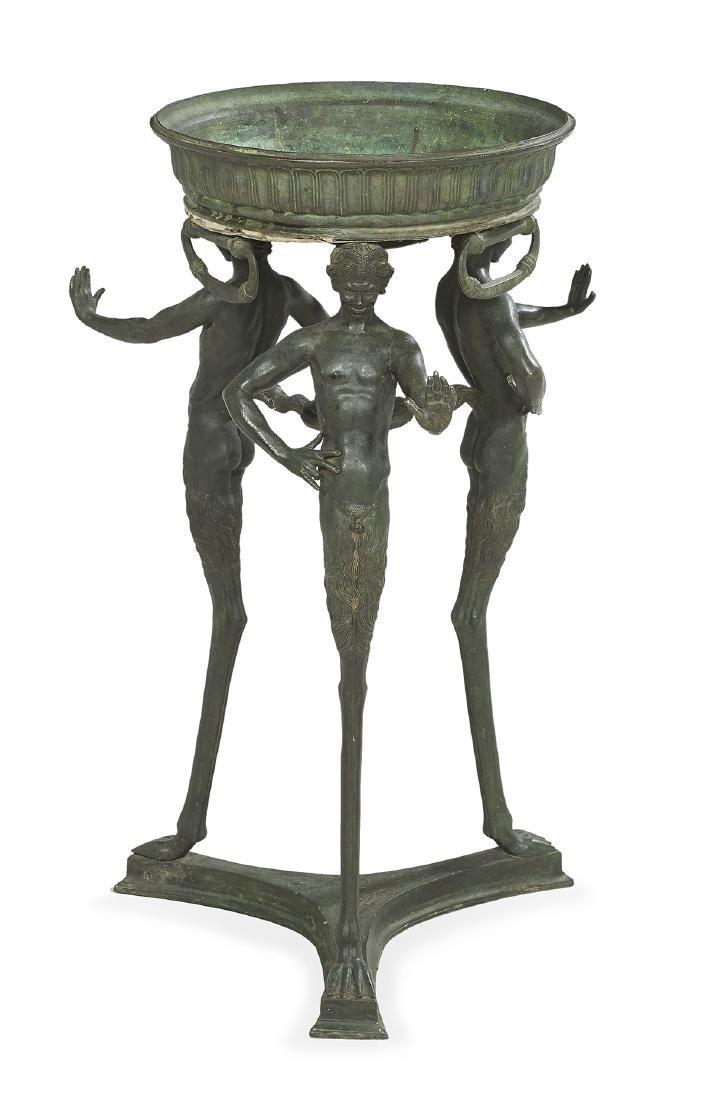 Italian Bronze Brazier