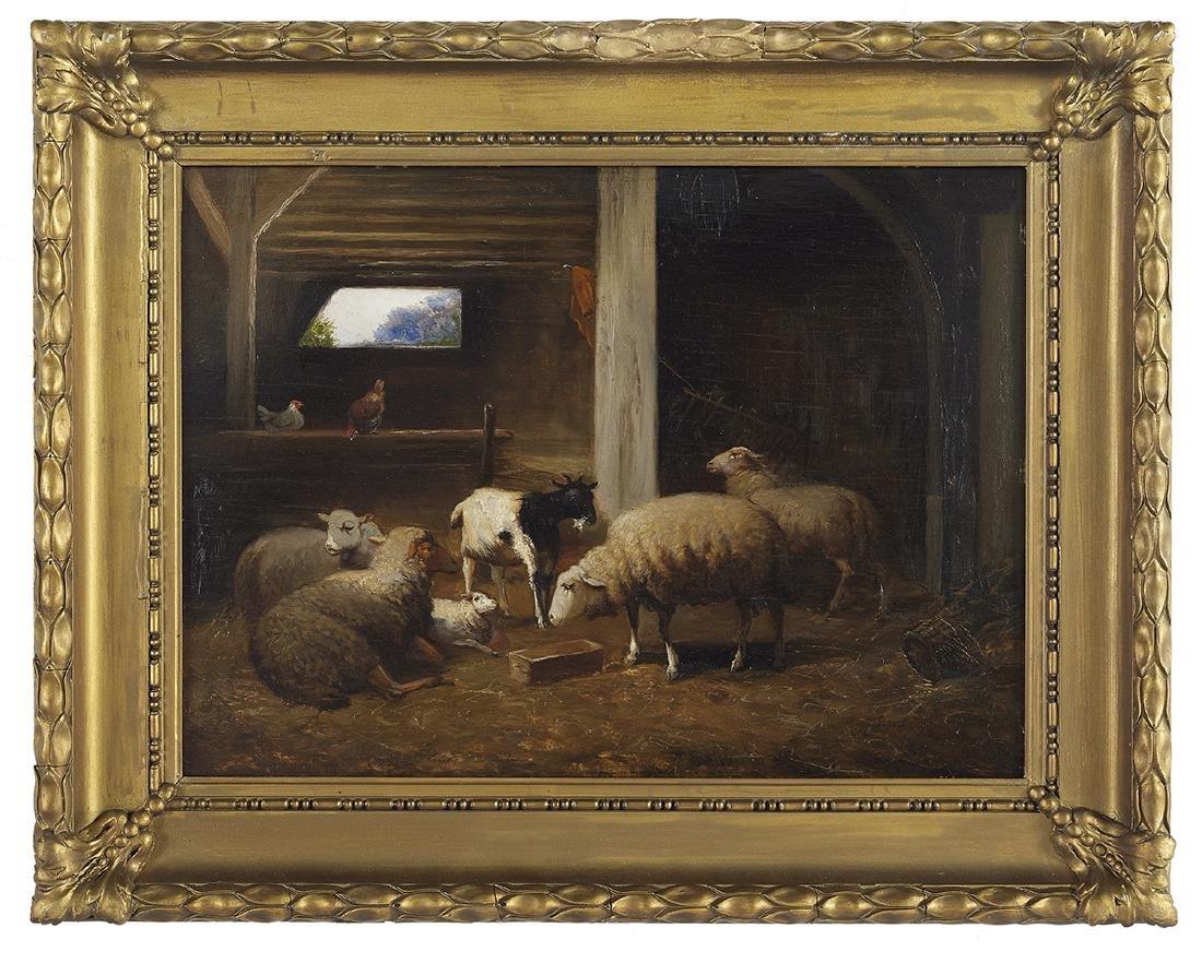 Jef Louis van Leemputten (Belgian, 1865-1948)