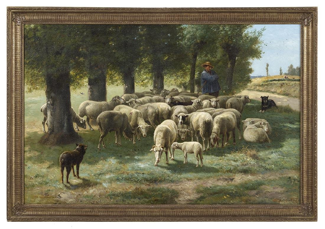 enri de Beul (Belgian, 1845-1900)