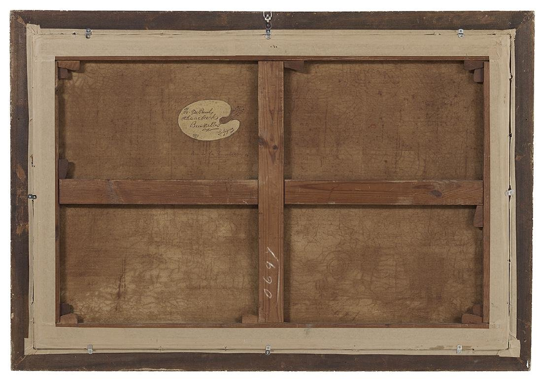 enri de Beul (Belgian, 1845-1900) - 3