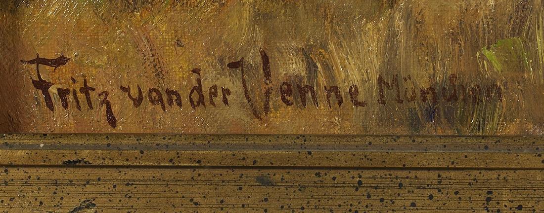 Fritz van der Venne (German, 1873-1936) - 2