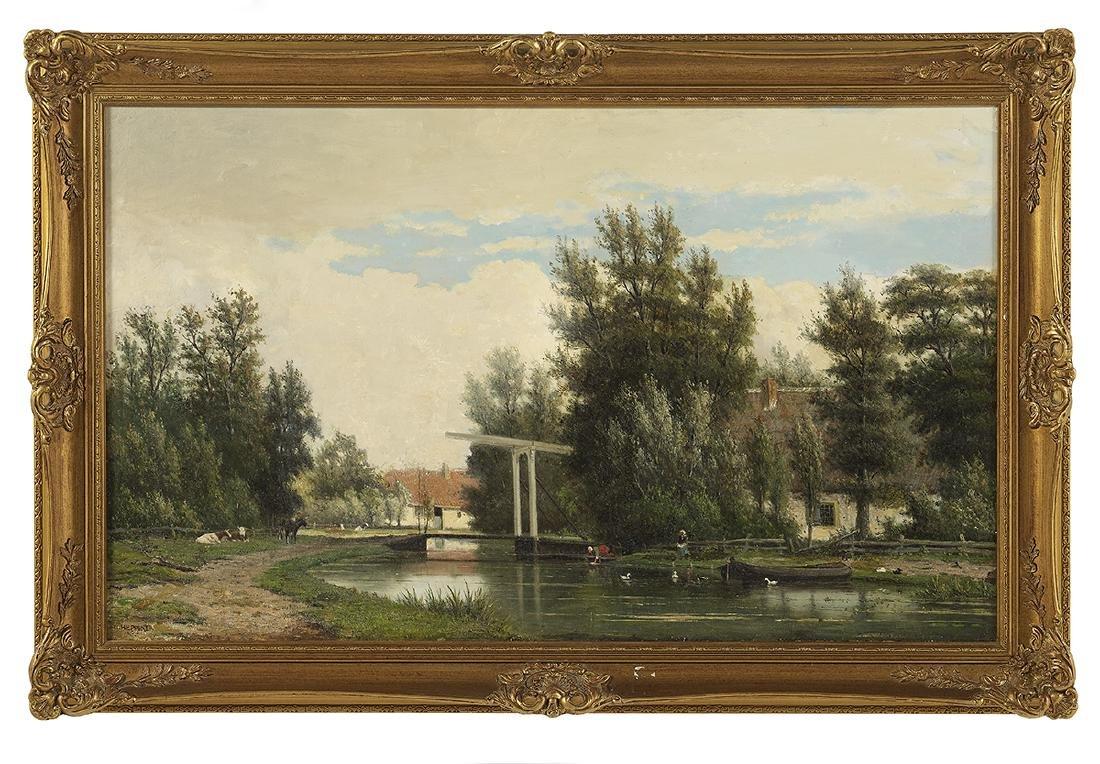 Johannes Jacobus Heppener (Dutch, 1826-1898)