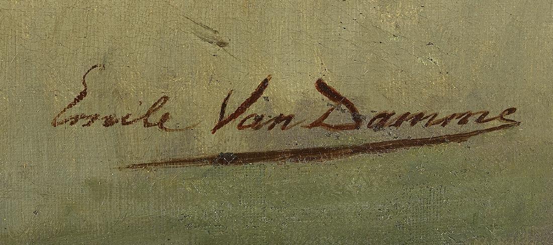 Emile van Damme-Sylva (Belgium, 1853-1935) - 2