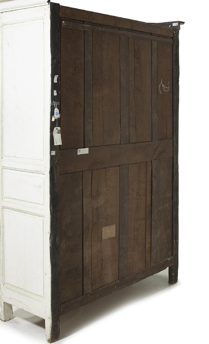 Louis XV Polychrome Armoire - 4