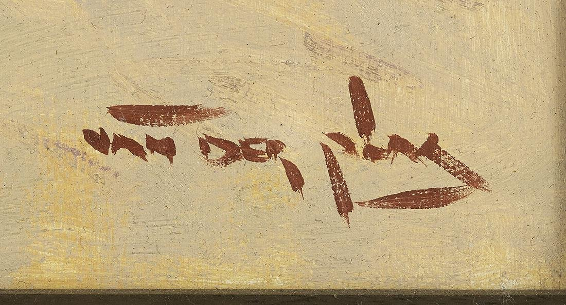 Niek van der Plas (Dutch, b. 1954) - 2