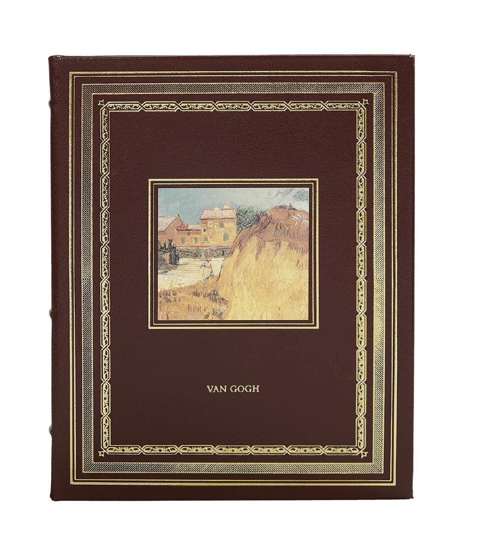 17 Leather-Bound Volumes on Art and Artists - 2