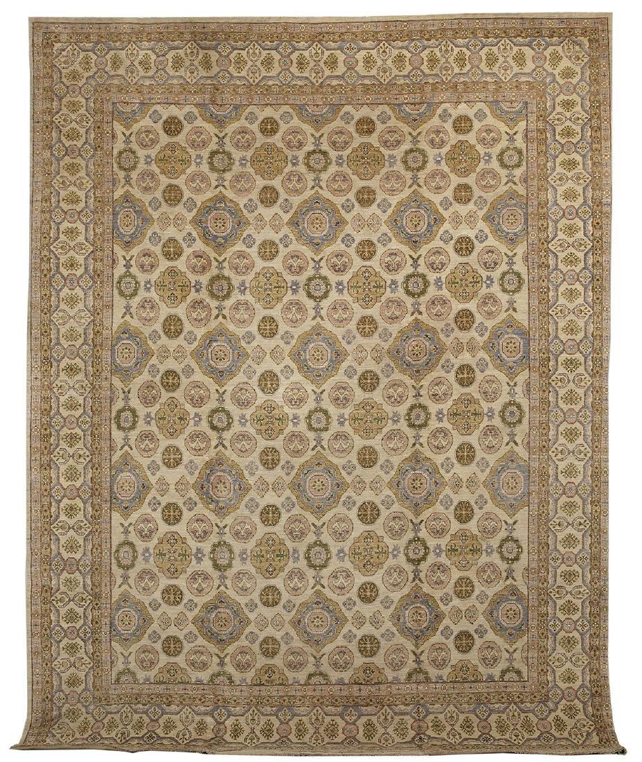 Peshawar Carpet
