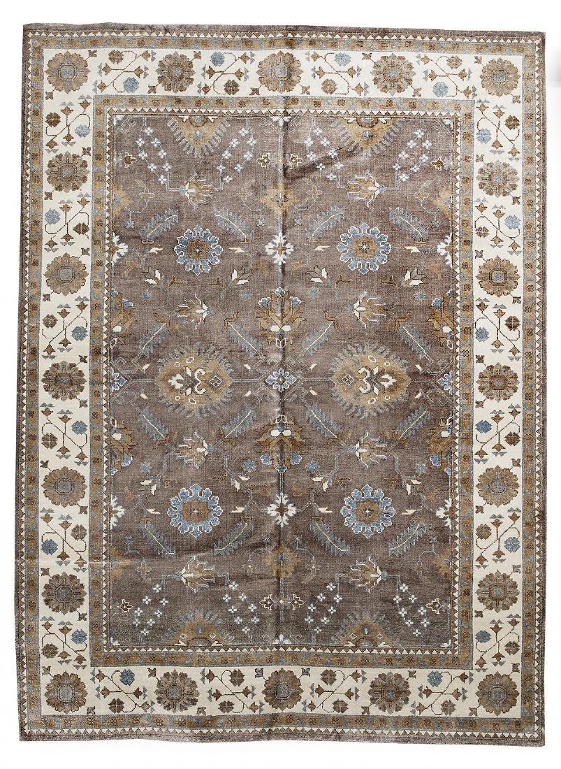 Bamboo Silk Sultanabad Carpet