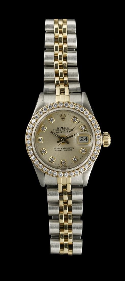 Lady's Rolex Datejust Wristwatch