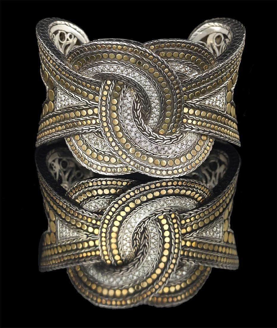 John Hardy Diamond Dot Bracelet