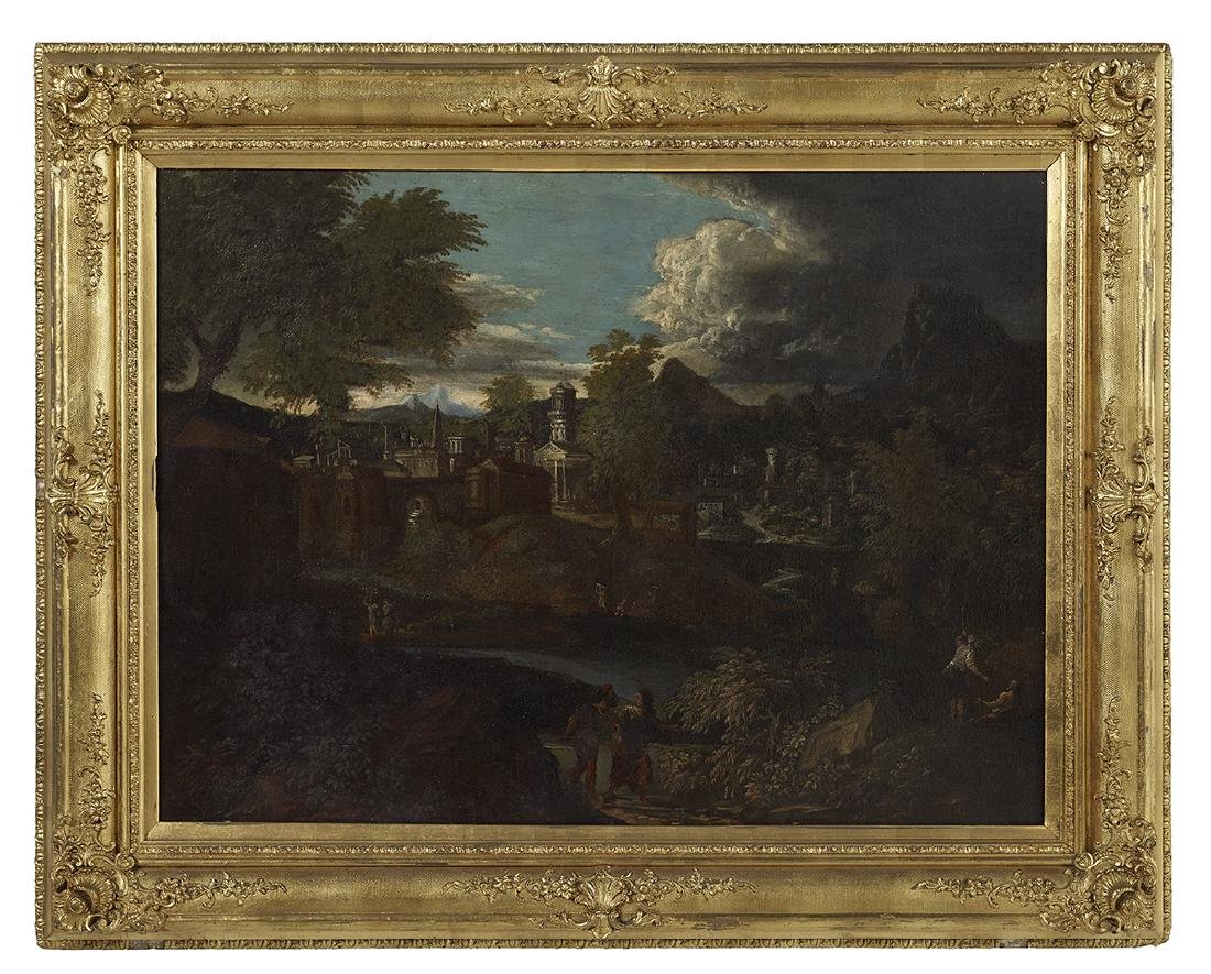 Manner of Nicolas Poussin (French, 1594-1665)