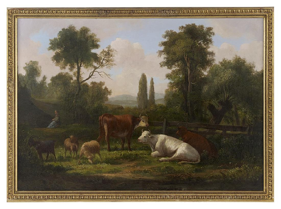 Manner of Pieter G. van Os (Dutch, 1776-1839)
