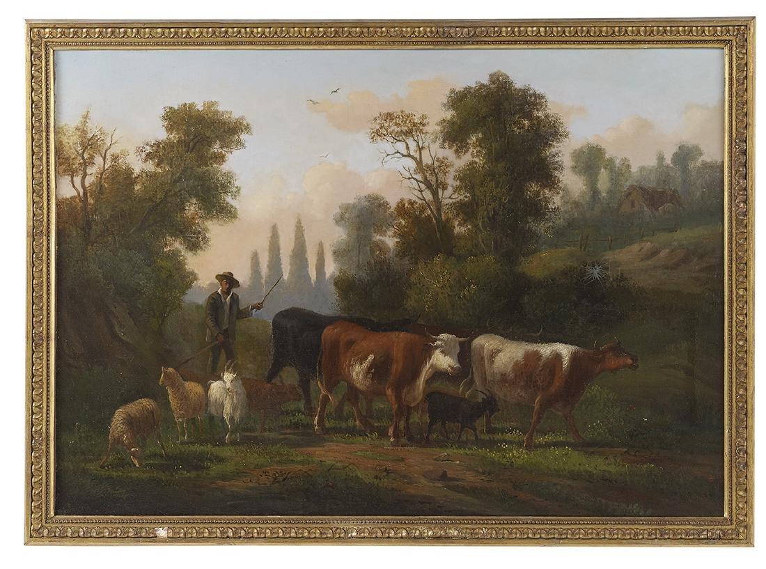 Manner of Pieter G. van Os (Dutch, 1776-1839)