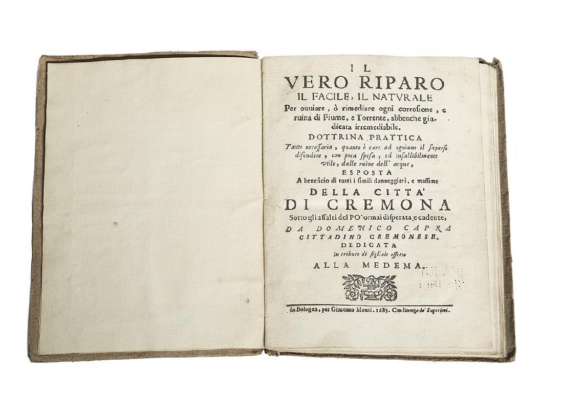 Domenico Capra, Il Vero Riparo