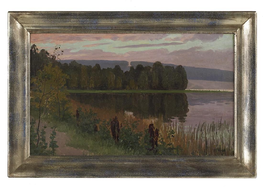 Iwan Trusz (Russian, 1869-1940/1)