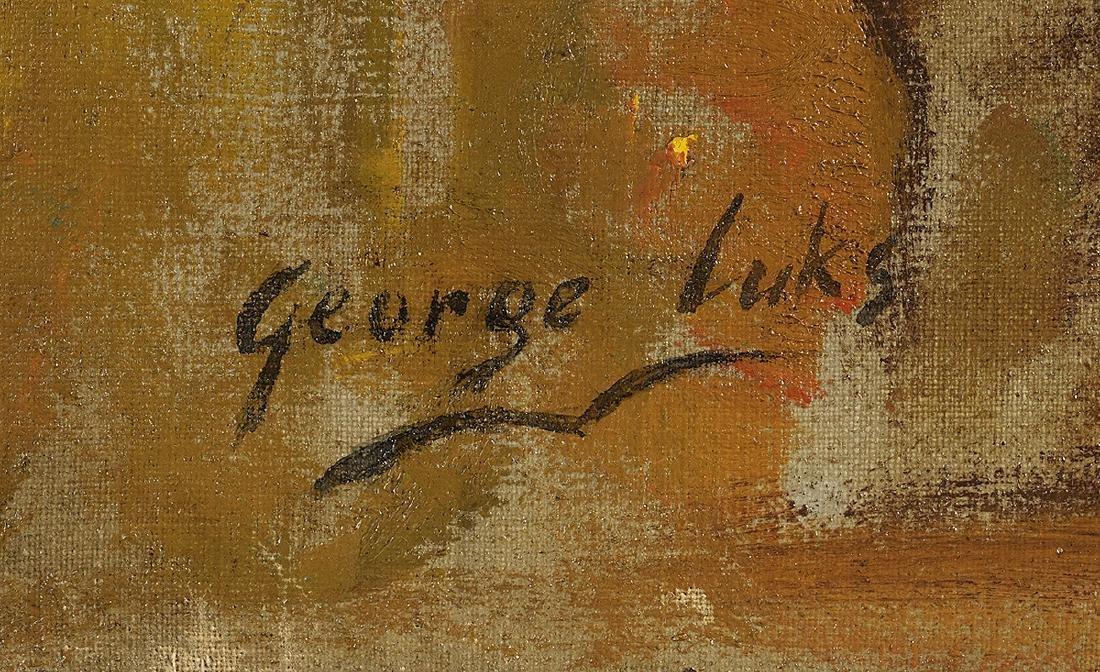 George Benjamin Luks (American, 1867-1933) - 2