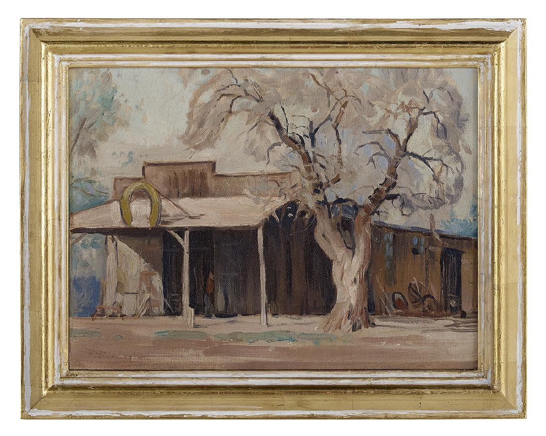 Theodore S.-A. Cunningham (US/Texas, 1899-1976)