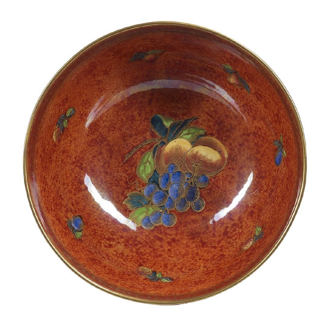 Four English Wedgwood Fairyland Lustre Bowls - 2