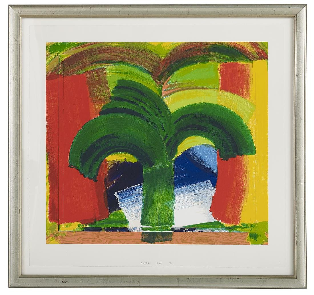 Howard Hodgkin (British, 1932-2017)