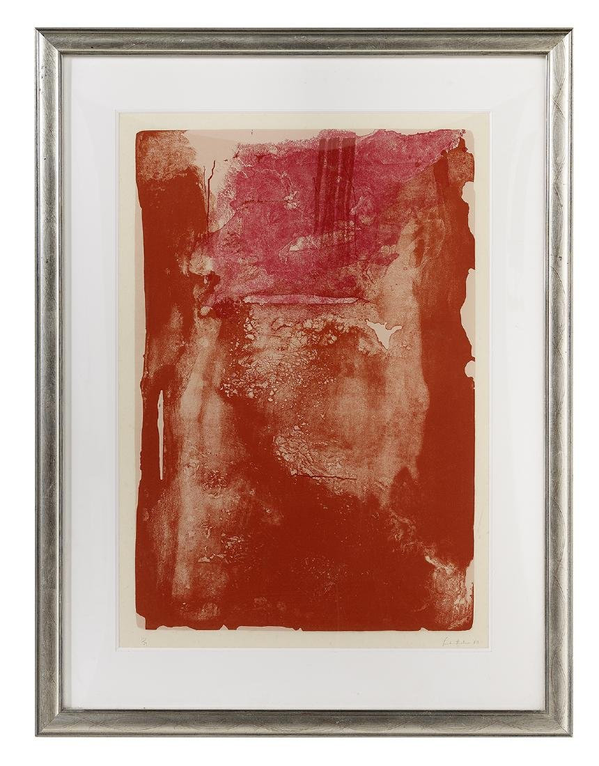 Helen Frankenthaler (US/New York, 1928-2011)